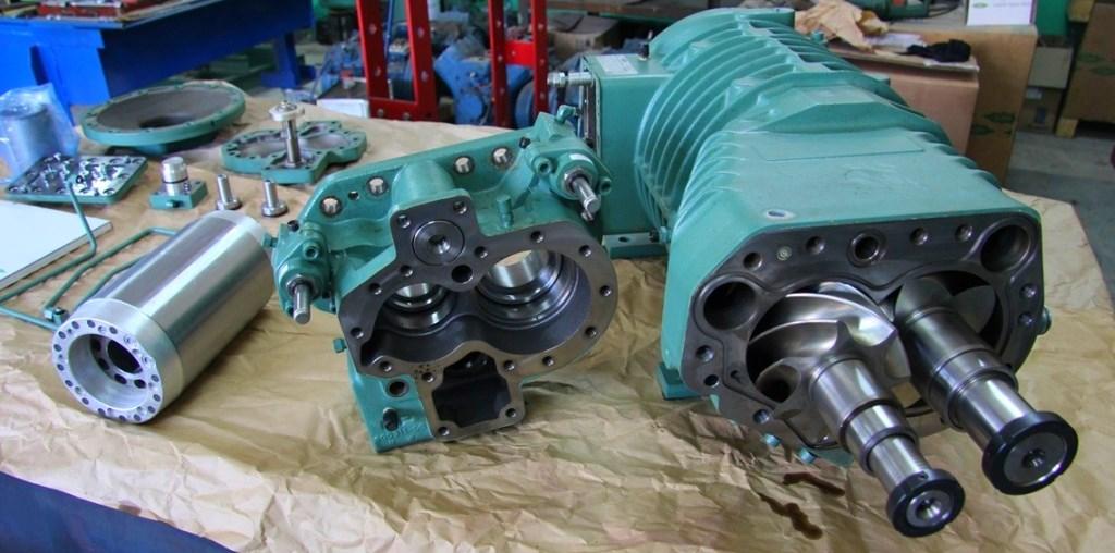 Обслуживание и ремонт компрессоров