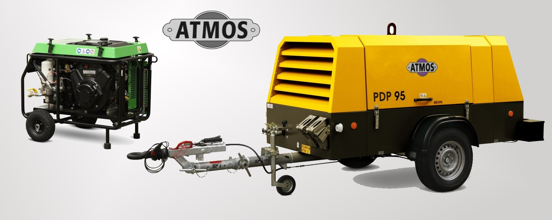 Дизельные компрессоры Atmos