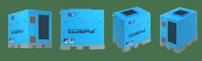 Гвинтові компресори Gudepol